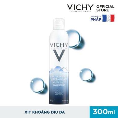 Xịt Khoáng Dưỡng Da VICHY 300ml